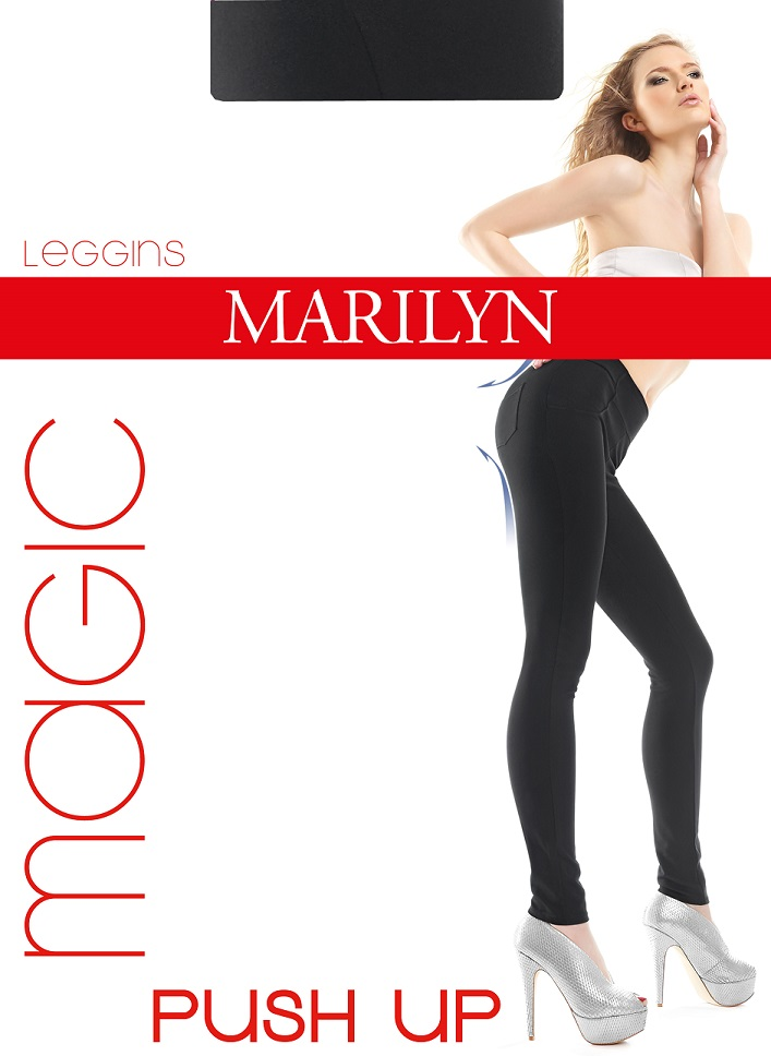 LEGGINSY  MAGIC PUSH UP