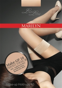 POŃCZOCHY EXCLUSIVE MAKE-UP HOLD-UPS 10