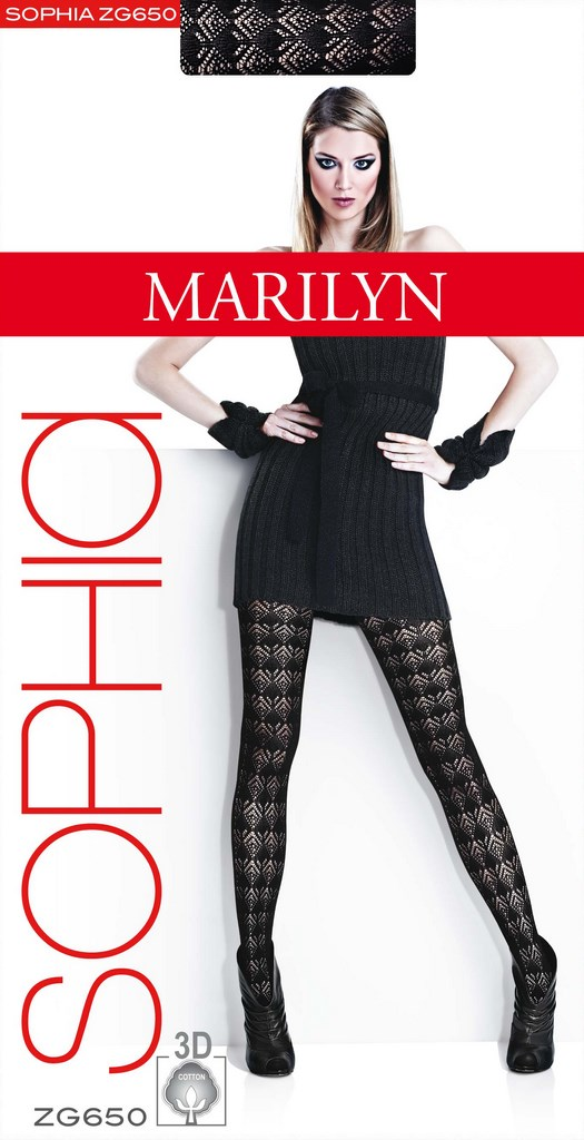 TIGHTS SOPHIA 650