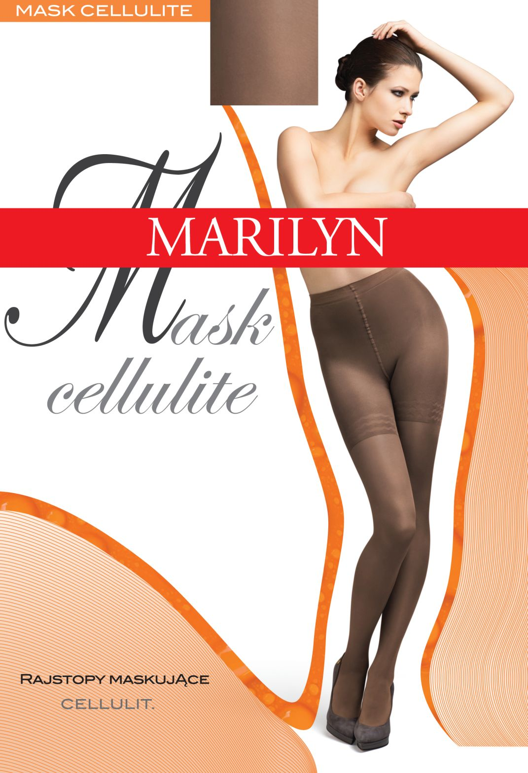TIGHTS MASK CELLULITE 20